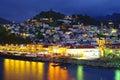 Grenada at night Royalty Free Stock Photo