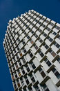 Grenoble modern architecture Royalty Free Stock Photo