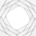 Grey abstract corporate frame background