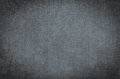 Grey abstract texture painted on art canvas background Royalty Free Stock Photo