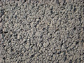 Grey Asphalt From Large Components Royalty Free Stock Image