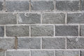 Grey brick wall Royalty Free Stock Photo