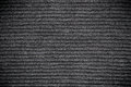 Grey corduroy texture for the background and pattern Royalty Free Stock Photography