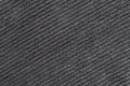 Grey corduroy texture for the background and pattern Royalty Free Stock Photos