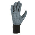 Grey garden glove Royalty Free Stock Photo