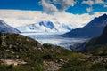 Grey Glacier at the Grey Lake