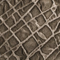 Grey leather Royalty Free Stock Photos