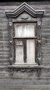 The grey old window