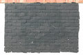 Grey Painted Brick Wall Background