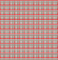 Grey red pattern Royalty Free Stock Photo
