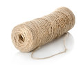Grey rope Royalty Free Stock Image