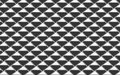 Grey and silver metallic triangles in an abstract background Royalty Free Stock Photo