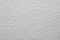 Grey styrofoam plate monochrome image of structured Royalty Free Stock Photography