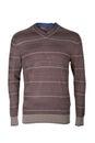Grey sweater Royalty Free Stock Photo