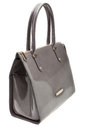 Grey Womens Bag On White Backg...