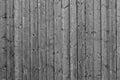 Grey Wood Fence Background Pattern Royalty Free Stock Photo