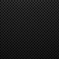 Grid Black Metal Texture. Vector Eps10