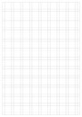 Grid Paper Sheet. Royalty Free Stock Photo