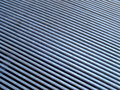 Grid zinc coated made with steel beams italy Royalty Free Stock Image