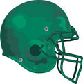 Gridiron Helmet Royalty Free Stock Images