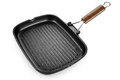 Grill pan Royalty Free Stock Photo