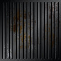 Grille metallic with rusty Royalty Free Stock Photos