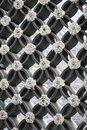 Grille of window Stock Image