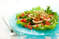 Grilled calamari Royalty Free Stock Image