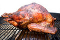 Grilled Turkey Royalty Free Stock Photography