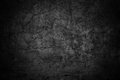 Grim wall texture, dark background black cement Royalty Free Stock Photo