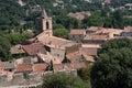 Grimaud, Cote d'Azur Royalty Free Stock Photo