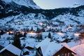 Grindelwald - Switzerland Royalty Free Stock Photo