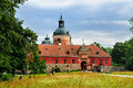Gripsholm, Sweden Royalty Free Stock Image