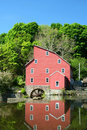 Grist mill Royalty Free Stock Image