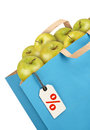 Grocery bag Stock Photo
