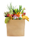 Grocery full package Royalty Free Stock Photo