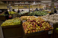 Grocery store a lot of fruits were for sale in a in seattle Royalty Free Stock Photography