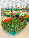 Grocery vegetables store