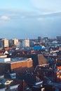 Groningen  cityscape Royalty Free Stock Photos