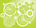 Groovy background Royalty Free Stock Photo