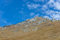 Grossglockner Mountains, Hohe Tauern National Park, The Alps Royalty Free Stock Photo