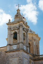 Grotto parish church st paul rabat malta Royalty Free Stock Photos