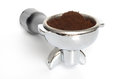 Ground coffee Royalty Free Stock Photos