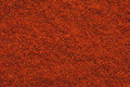Ground Paprika background. Royalty Free Stock Photo