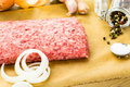 Ground pork Royalty Free Stock Photo