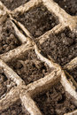 Ground for Seeding Royalty Free Stock Photo