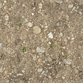 Ground texture Stock Image