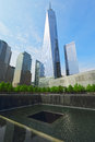 Ground Zero, New York City, USA Royalty Free Stock Photo