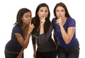 Group of casual women Royalty Free Stock Photo
