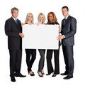 Group of happy business colleagues Royalty Free Stock Image
